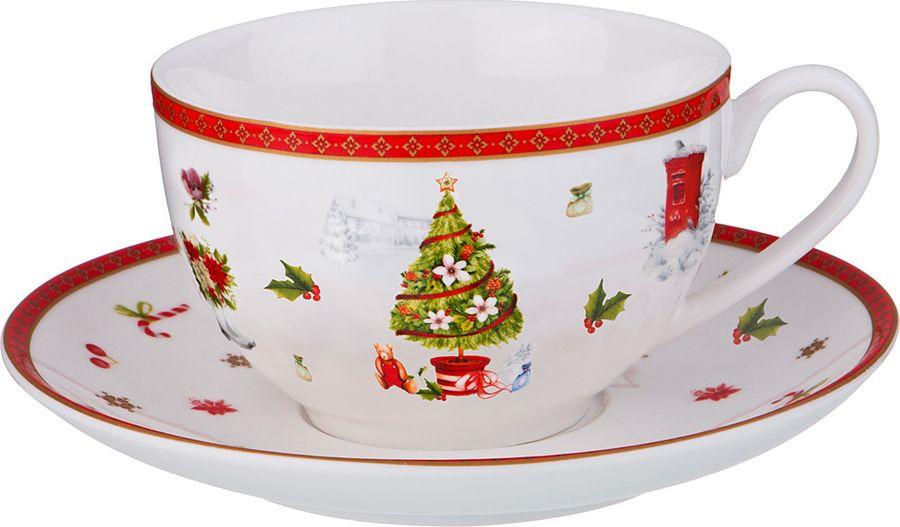 Набор чайный Lefard, 2 предмета. 87136 набор чайный lefard 2 предмета yjz10 001