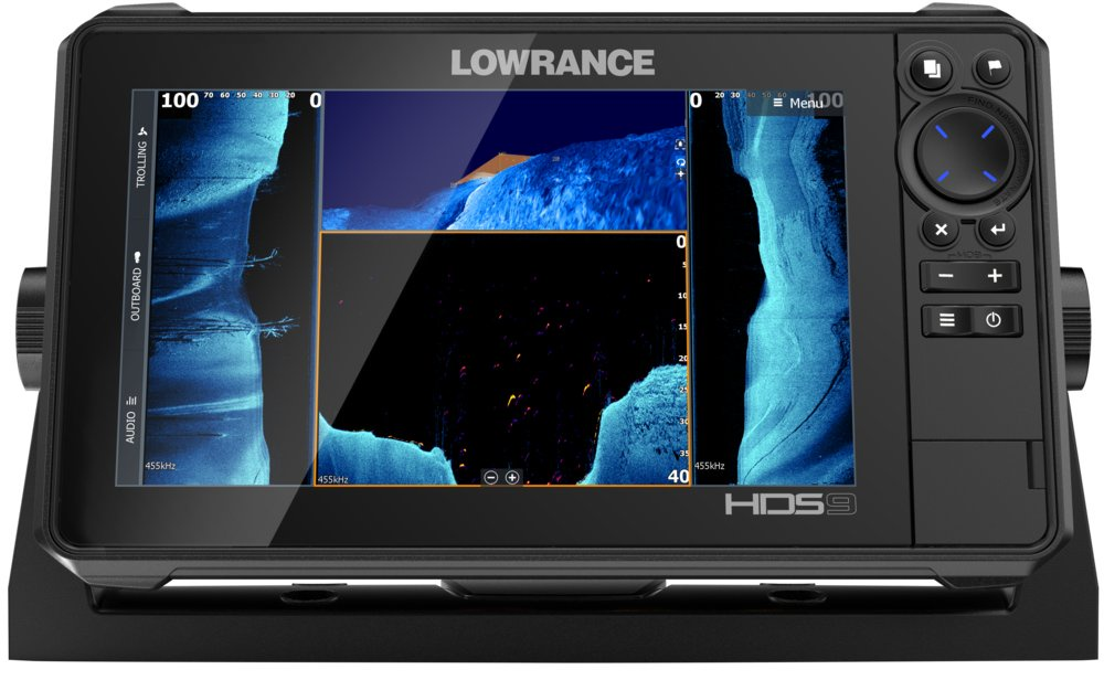 Эхолот Lowrance HDS 9 LIVE c датчиком Active Imaging 3 в 1 все цены