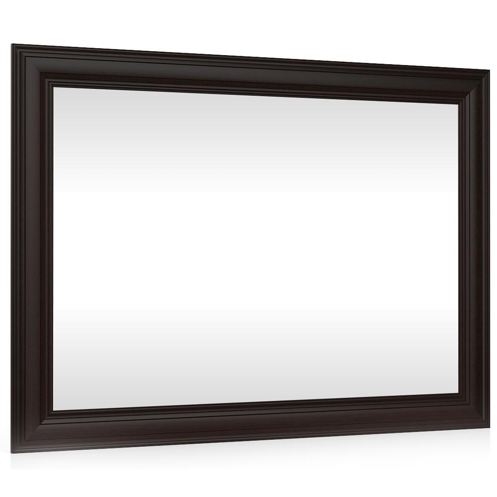 Аврора Зеркало подвесное, цвет венге, ШхГхВ 80х2х60 см зеркало timo аврора белый av z 90 m b