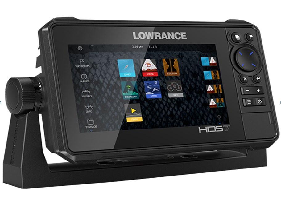 Картплоттер-эхолот Lowrance HDS-7 LIVE с датчиком Active Imaging 3-in-1 (ROW) все цены