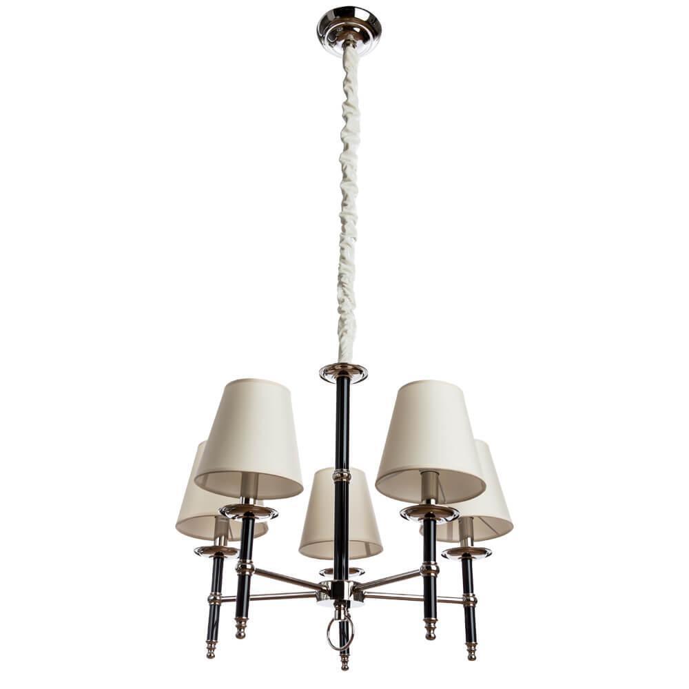 Подвесной светильник Divinare 1162/01 LM-5, E14, 40 Вт divinare подвесной светильник divinare candela 1162 01 sp 5