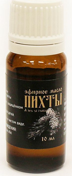 Эфирное масло пихты АромаВятка, 10 мл