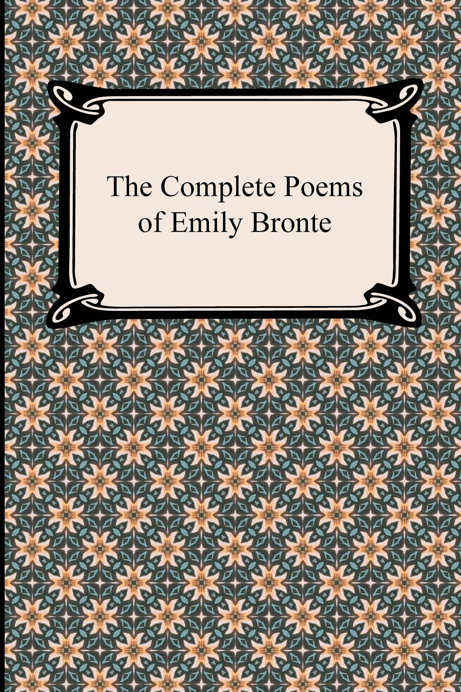 Emily Bronte The Complete Poems of Emily Bronte