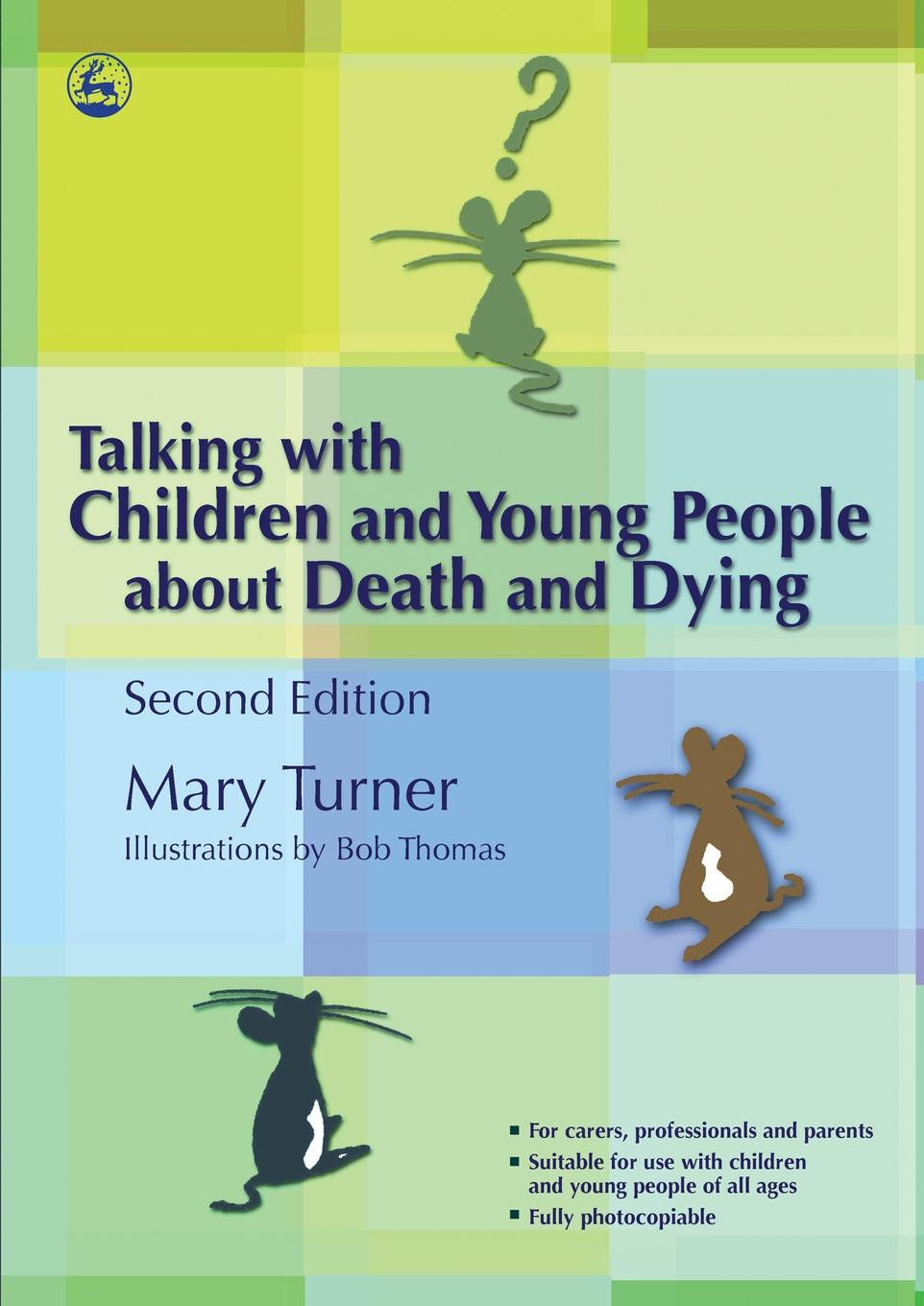 Mary Turner Talking with Children and Young People about Death and Dying недорго, оригинальная цена