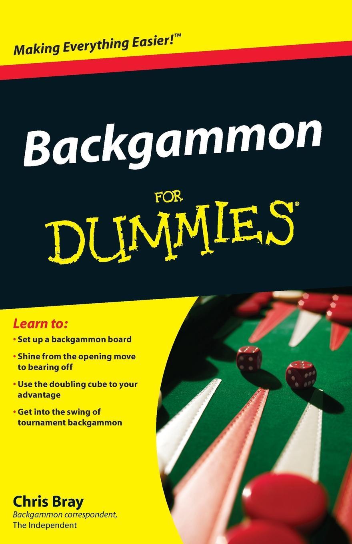 Chris Bray Backgammon for Dummies