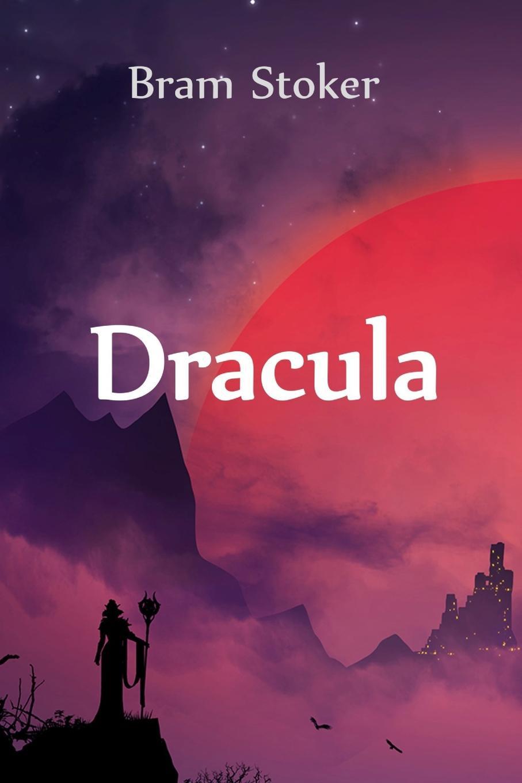 Bram Stoker Dracula. Dracula, Afrikaans edition