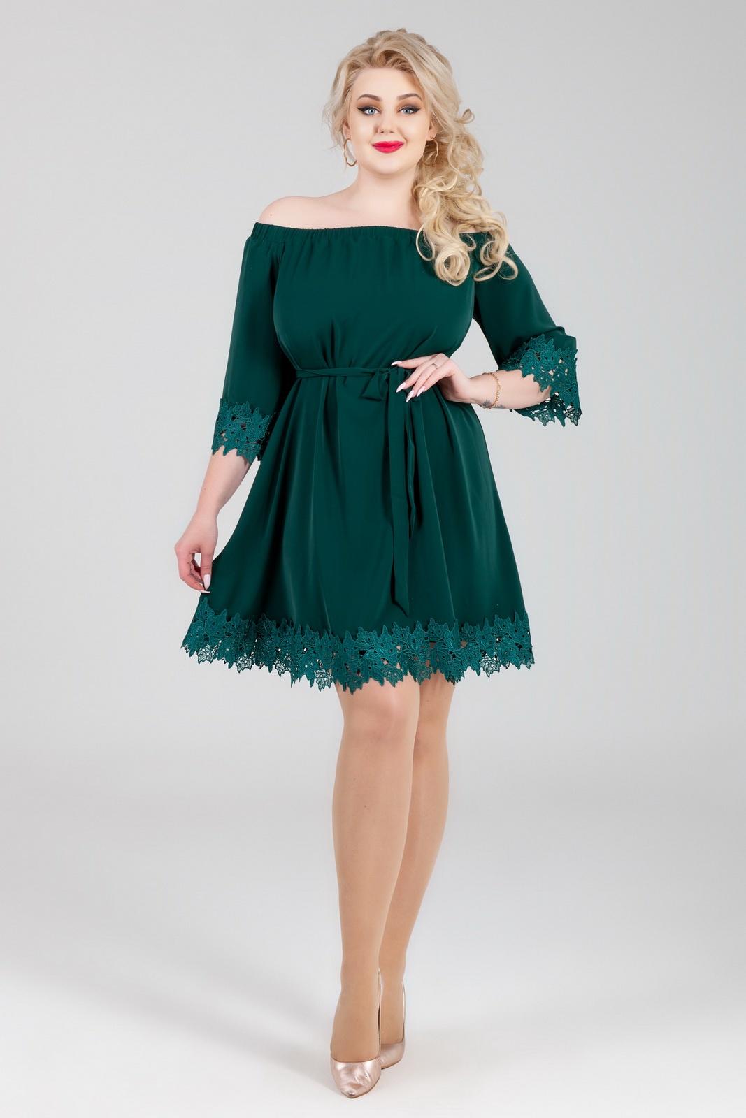 Milomoor Платья Миди Темно Зеленое