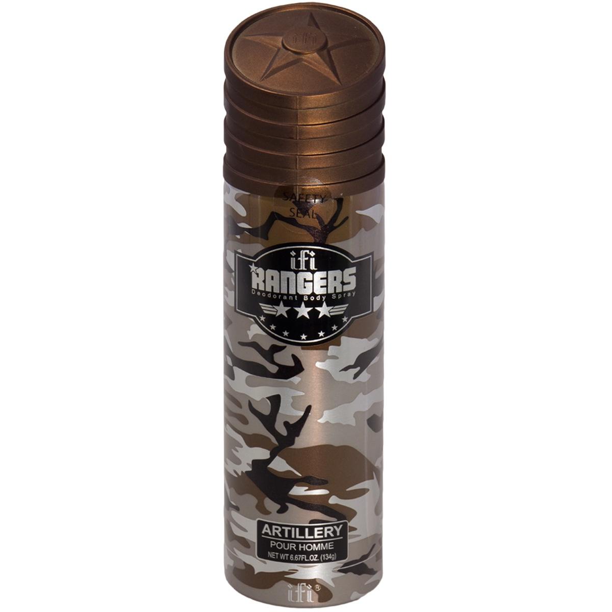 Дезодорант ( спрей ) RANGERS для мужчин ARTILLERY 200 мл (3504039)