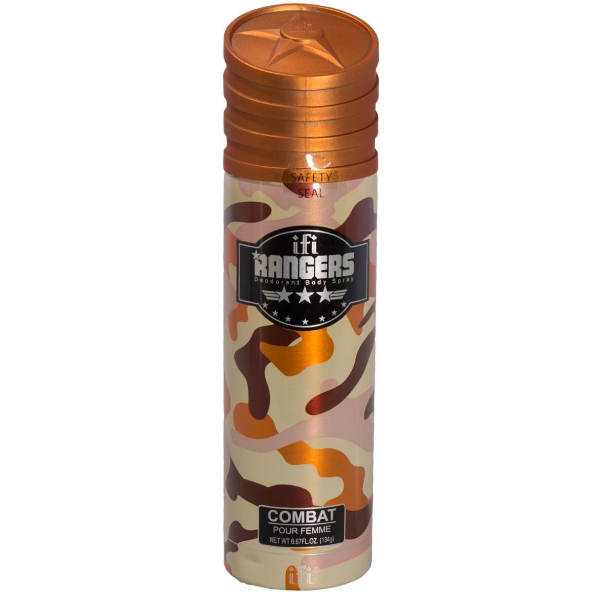 Дезодорант ( спрей ) RANGERS для женщин COMBAT 200 мл (3504044)