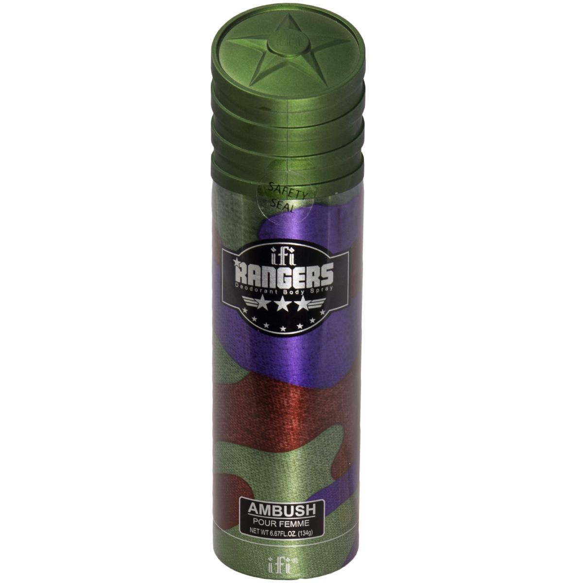 Дезодорант ( спрей ) RANGERS для женщин AMBUSH 200 мл (3504043)