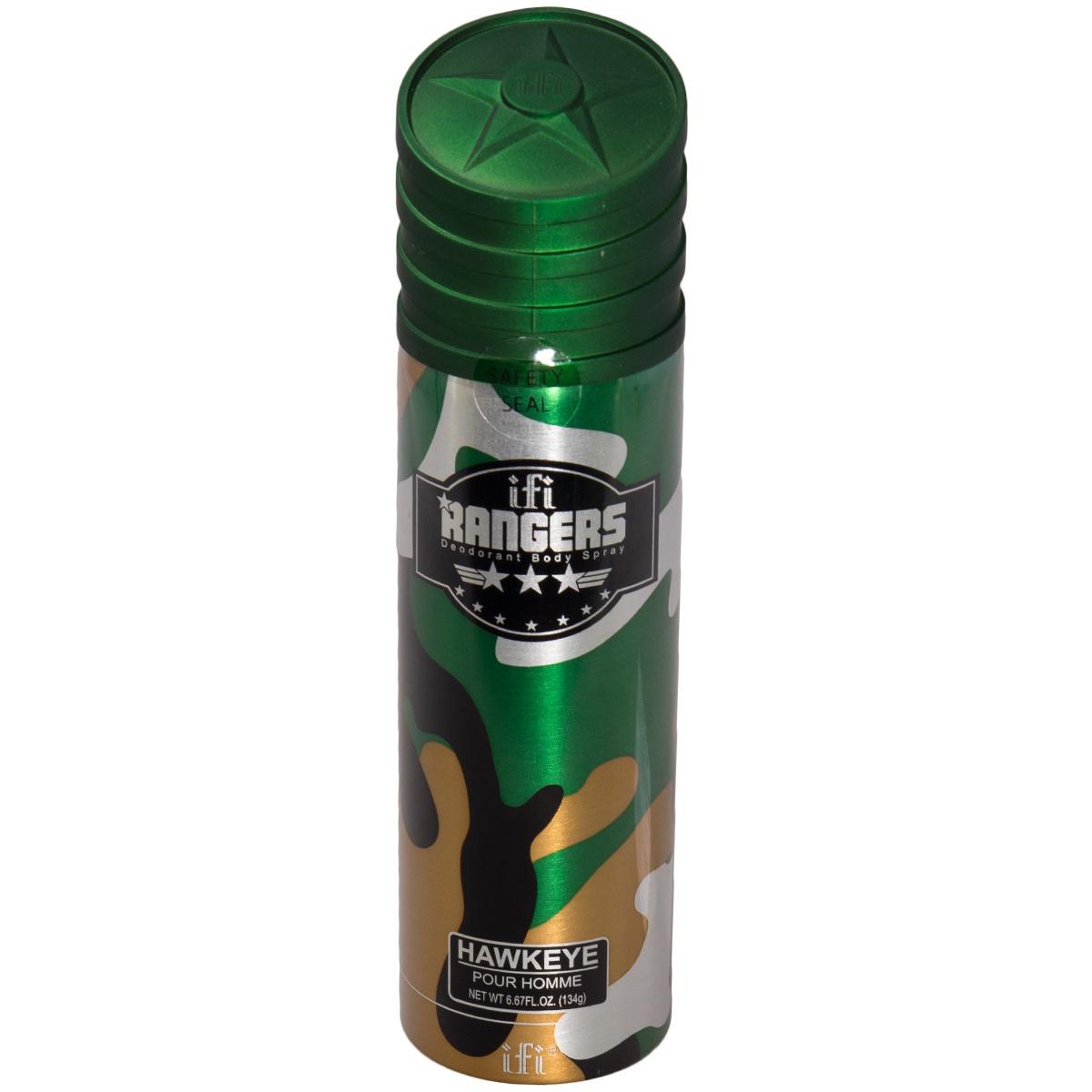 Дезодорант ( спрей ) RANGERS для мужчин HAWKEYE 200 мл (3504038)