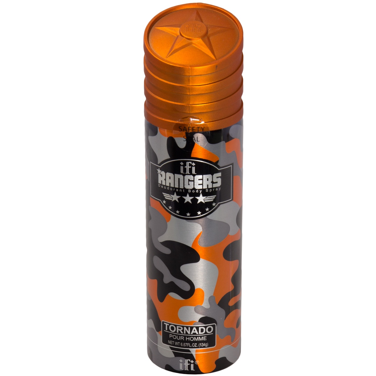 Дезодорант ( спрей ) RANGERS для мужчин TORNADO 200 мл (3504040)