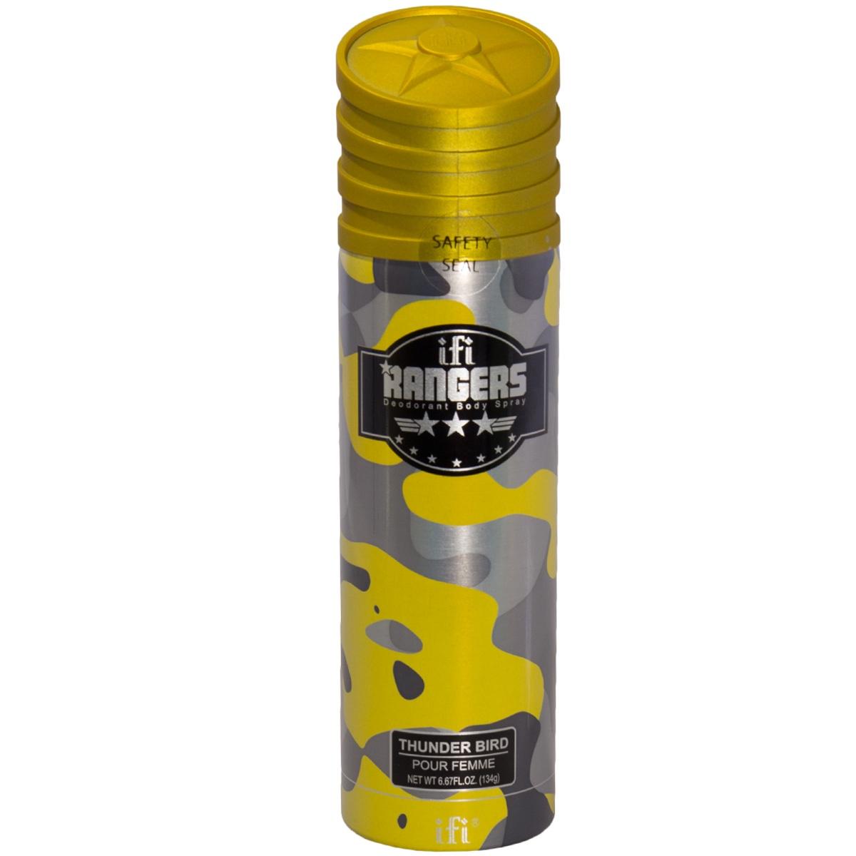 Дезодорант ( спрей ) RANGERS для женщин THUNDER BIRD 200 мл (3504042)
