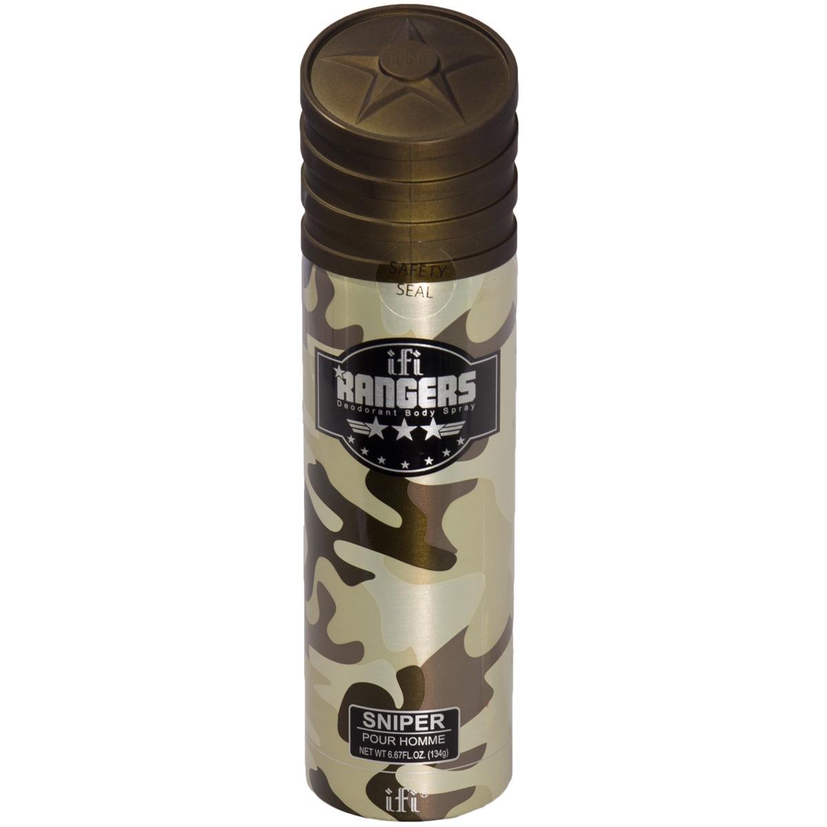 Дезодорант ( спрей ) RANGERS для мужчин SNIPER 200 мл (3504034)