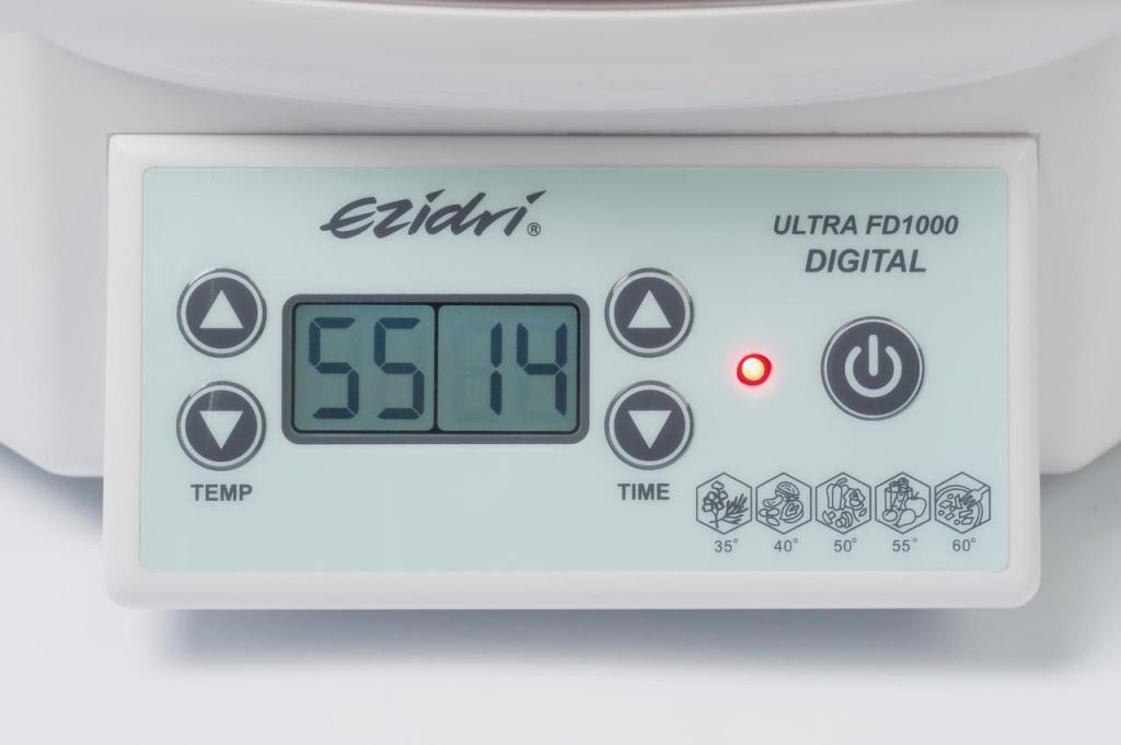 Дегидратор Ezidri Ultra FD1000 Digital Ezidri