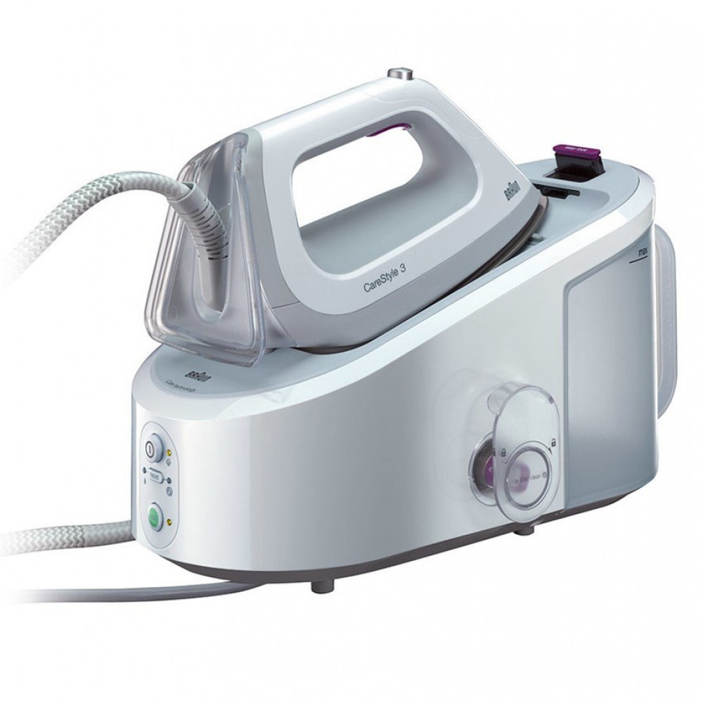 Парогенератор Braun CareStyle 3 IS3044WH PREMIUM