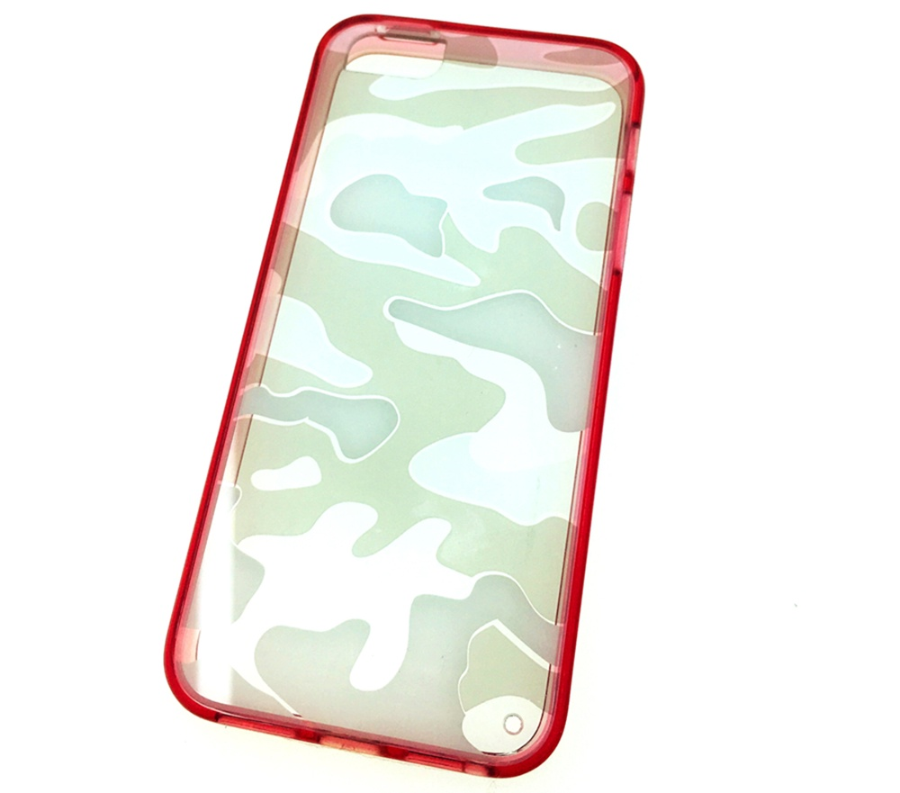 Чехол для Apple iPhone 5/5s/SE 5198 аксессуар чехол накладка innovation silicone 0 33mm для apple iphone 5 5s transparent 12001