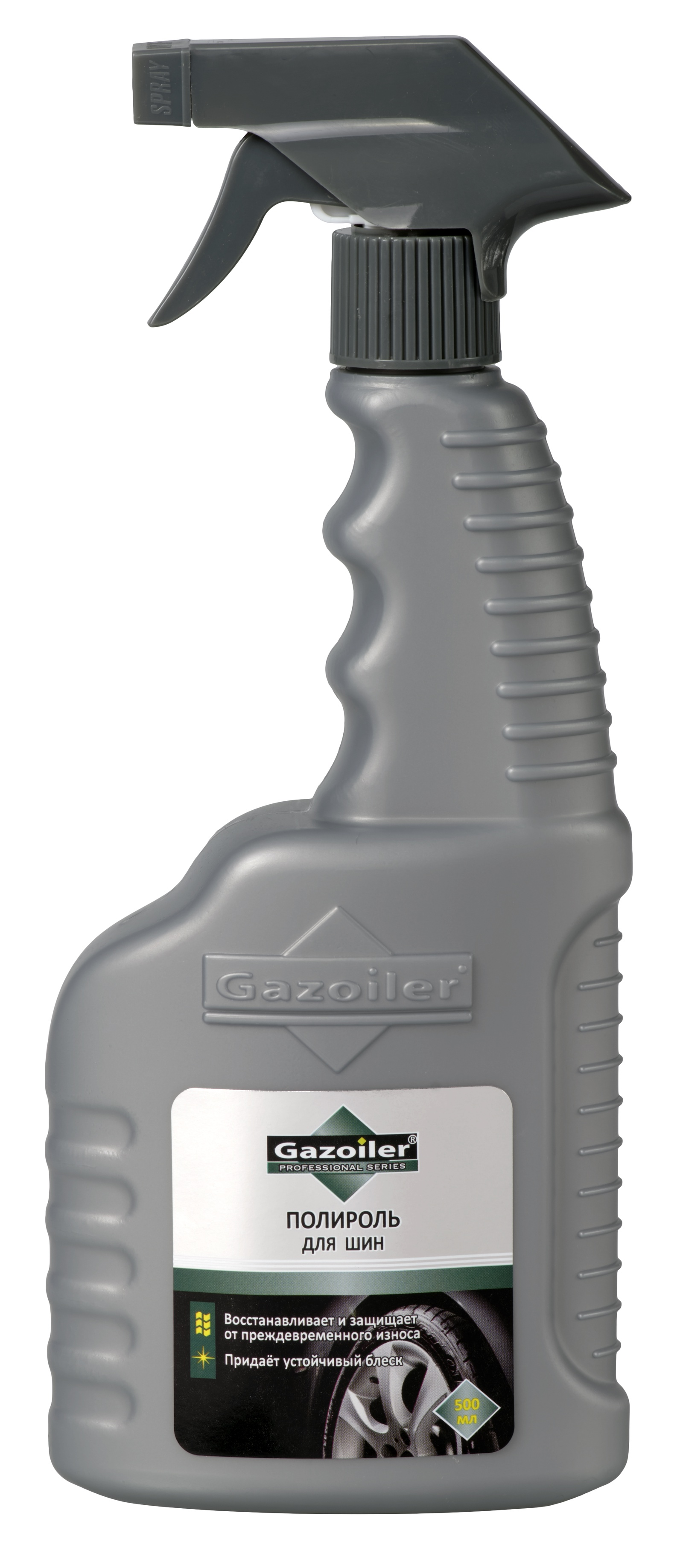 Gazoiler GC209 Полироль для шин 400 мл