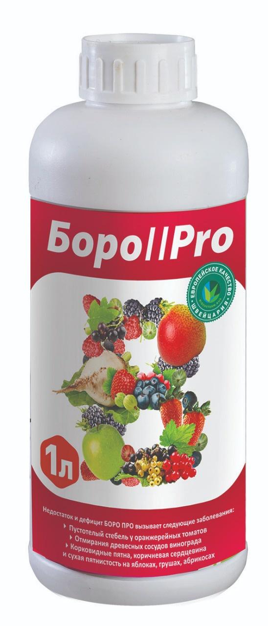 Удобрение Biochefarm Боро Pro, 1л.