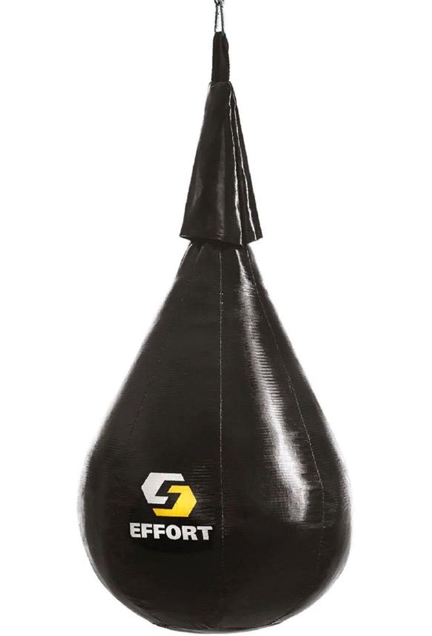 Груша боксерская EFFORT MASTER (тент), 40см, d-25см, 4кг E511 цена