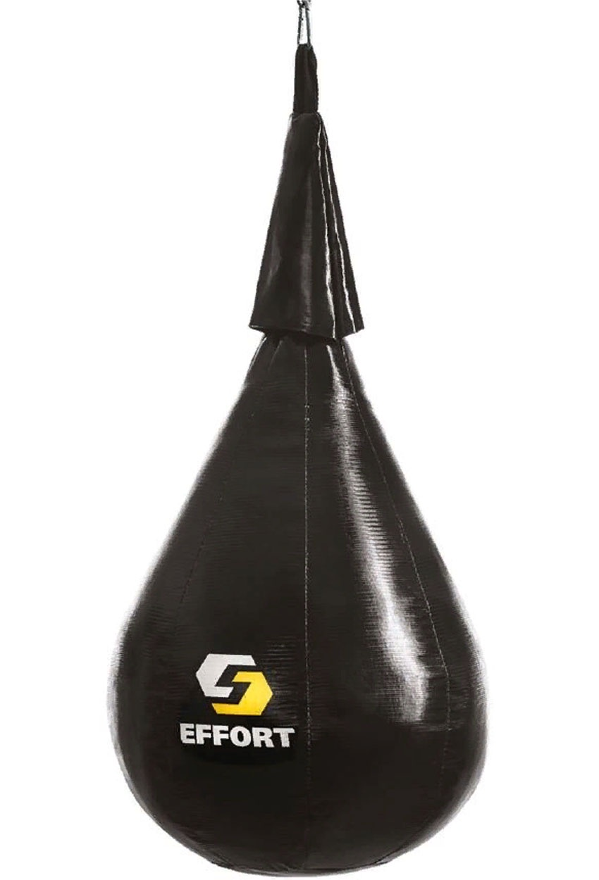 Груша боксерская EFFORT MASTER (тент), 45см, d-30см, 7кг E512 цена