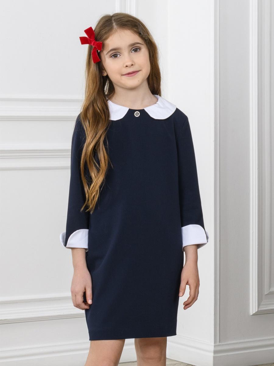 Платье Cleverly воротничок miss blumarine воротничок