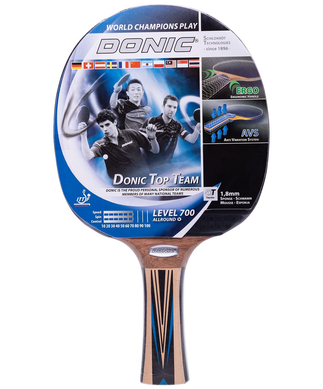 Ракетка н/т Donic Top Team 700