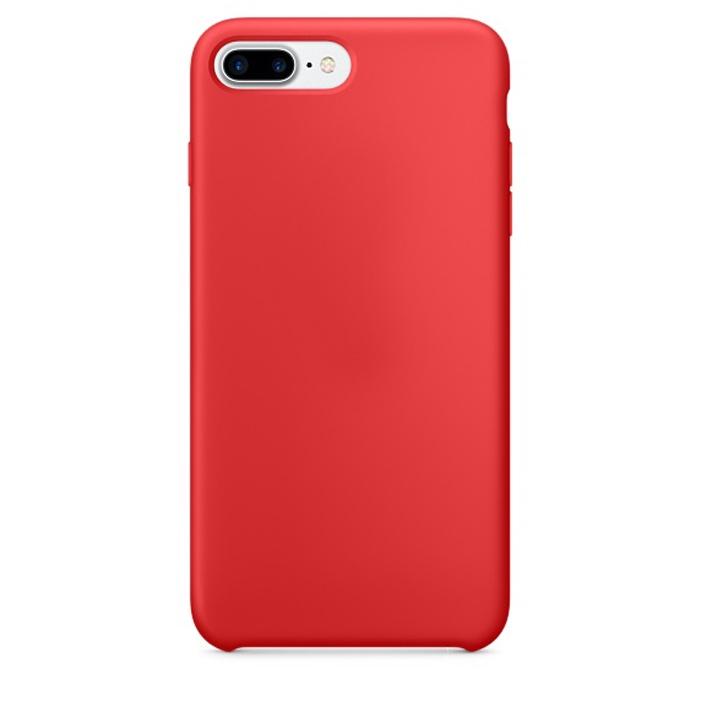 Чехол для Apple iPhone 7 Plus, Apple iPhone 8 Plus Silicone Case для iPhone 7 Plus 8 Plus аксессуар чехол snoogy для apple iphone 7 plus creative silicone 0 3mm black