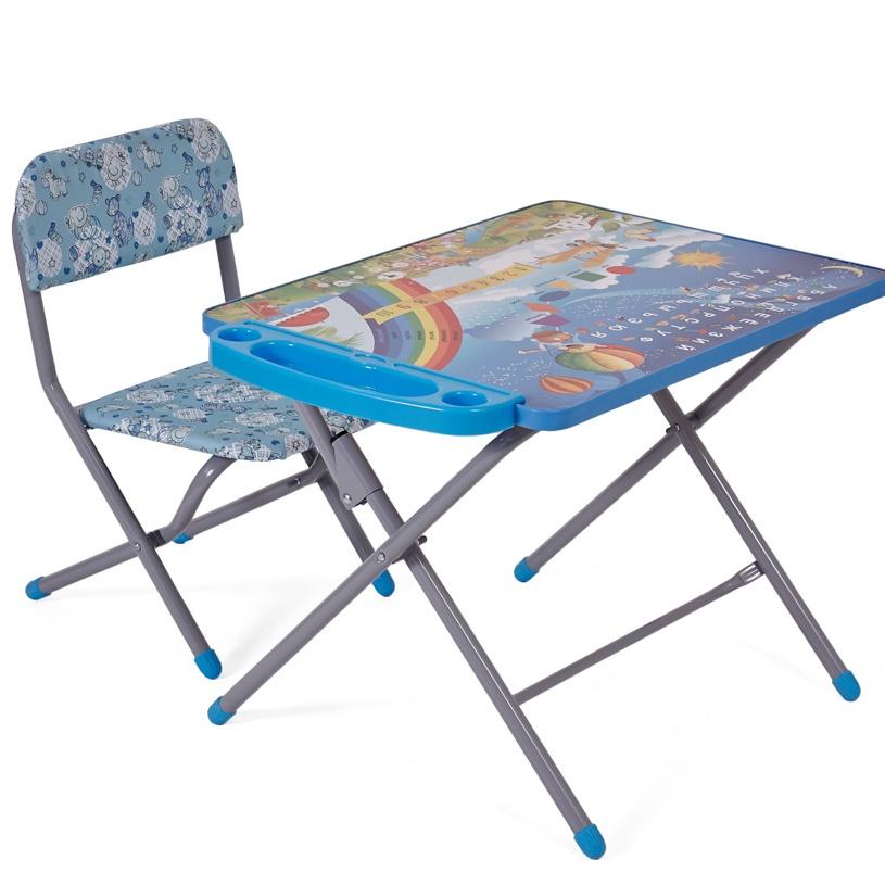 Комплект детской мебели Фея Досуг 101 (Алфавит и цифры) мебель для детской