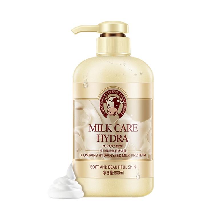Гель для тела с молочным протеином Rorec Milk Care Hydra