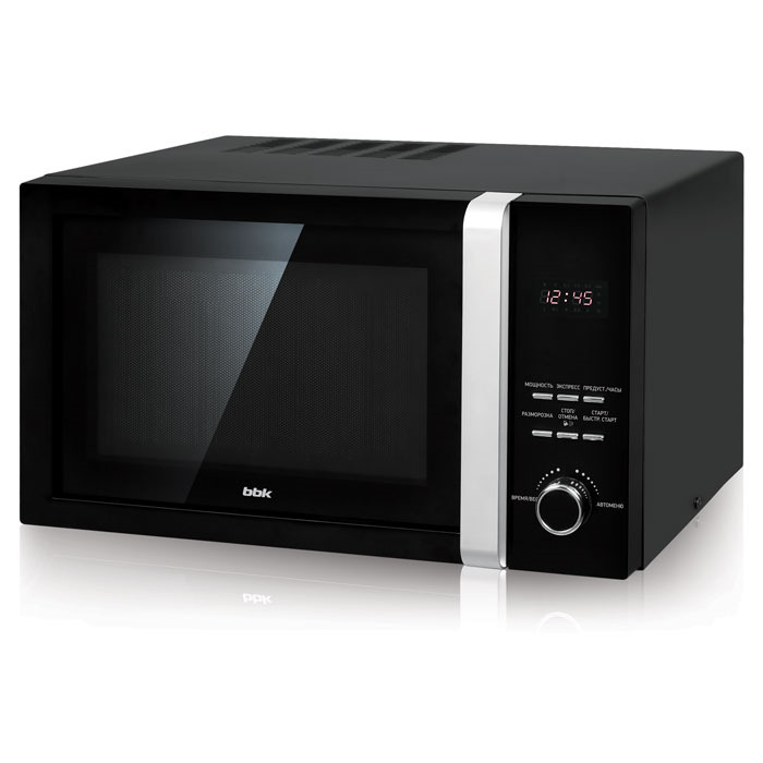 Микроволновая печь BBK 23MWS-828T/B, черный