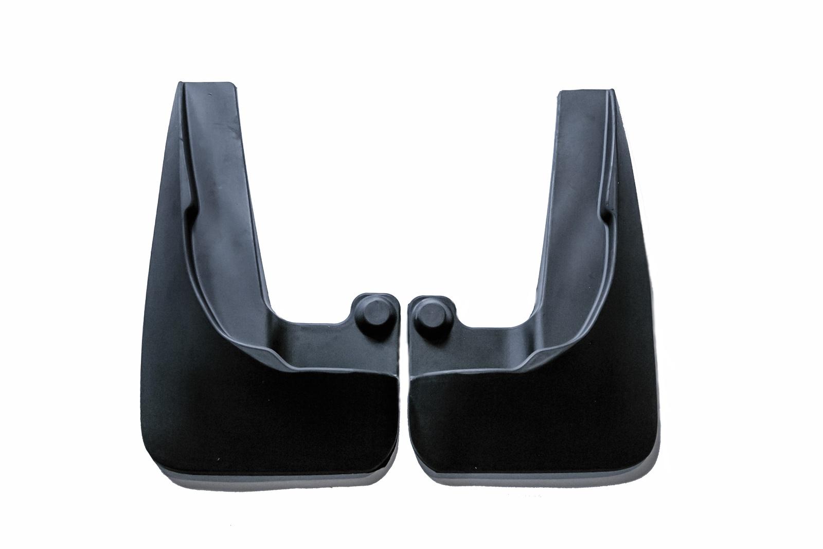 Брызговики резиновые для Skoda Yeti (2014-) Передние термокружка yeti
