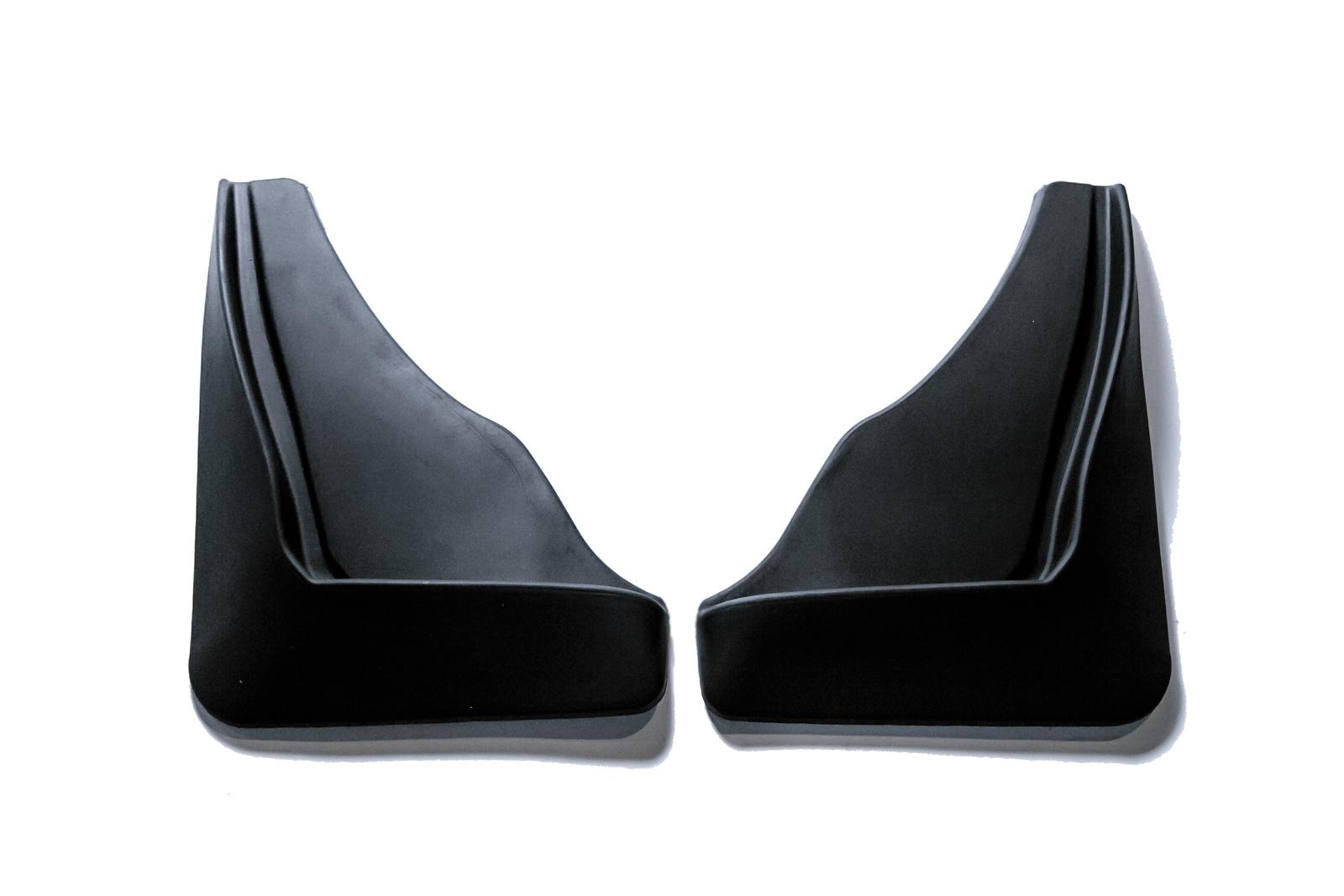 Брызговики резиновые для Toyota Camry (XV70) (2017-) Задние спойлер крышки багажника rival для toyota camry xv70 2018 н в под покраску abs пластик o 5705 001