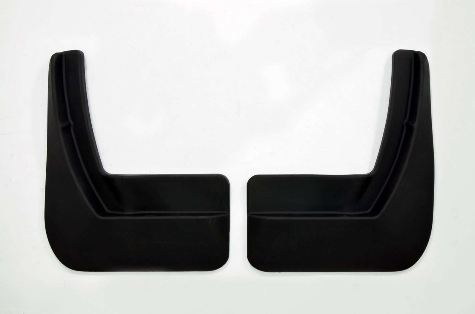 купить Брызговики резиновые для Renault Logan II (2014-) Задние онлайн