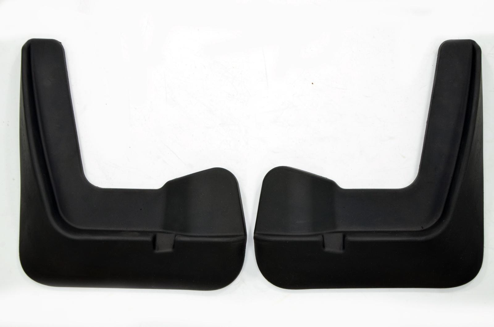 Брызговики резиновые для Hyundai Solaris SD (2017-) Передние брызговики передние hyundai d3f46ak000 для hyundai tucson 2018 2019