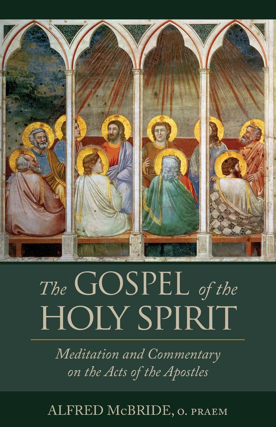 Alfred McBride The Gospel of the Holy Spirit. Meditations and Commentary on the Acts of the Apostles rabbi dr ray looker acts of the apostles