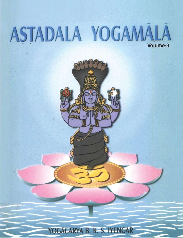 цены на B.K.S. Iyengar Astadala Yogamala Collected Works Volume 3  в интернет-магазинах