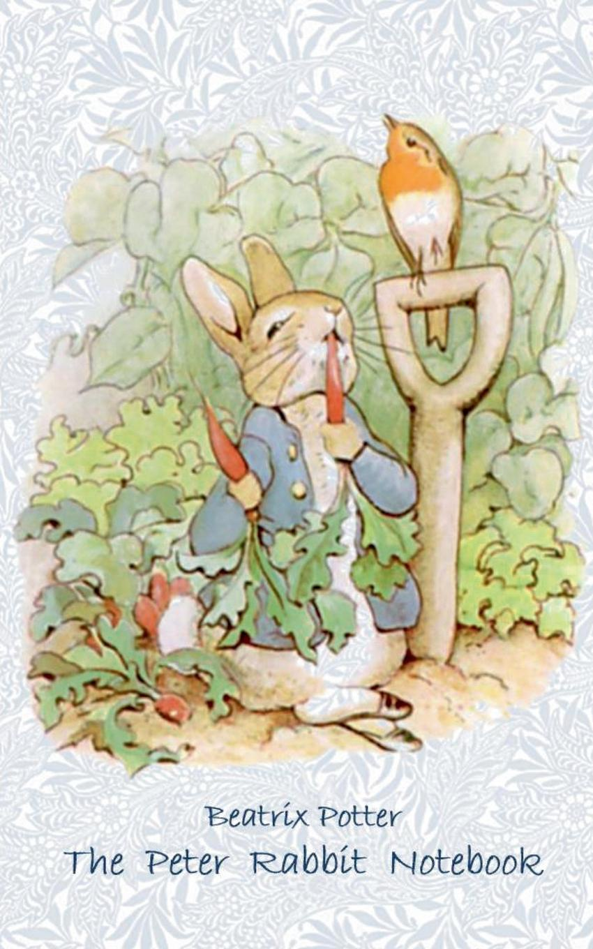 Beatrix Potter, Elizabeth M. Potter The Peter Rabbit Notebook potter b the beatrix potter collection volume one