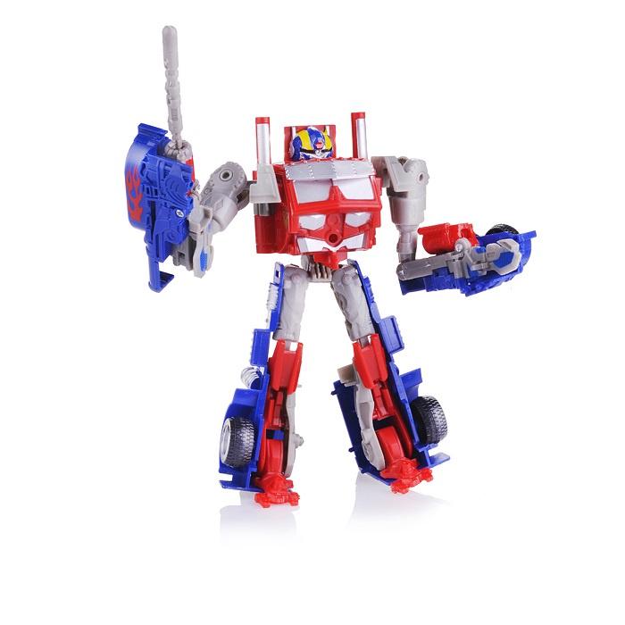 Робот-трансформер D622-E241 в коробке