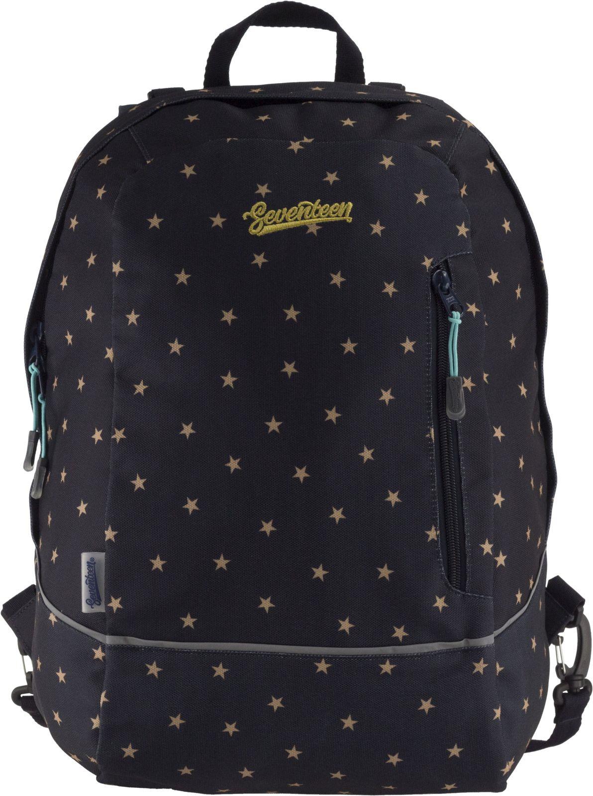 Рюкзак детский Seventeen Звезды, SVGB-RTD-675TW, мультиколорбежевый, 43 x 32 x 19 см