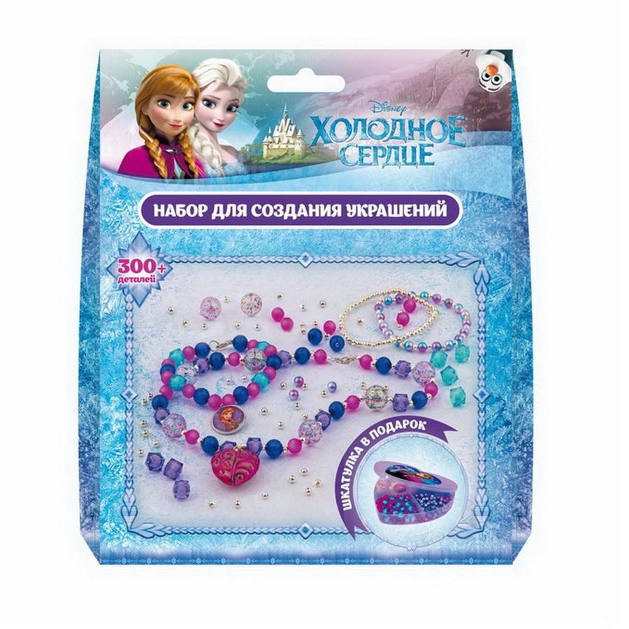 Подарочный набор для создания украшений Disney Анна