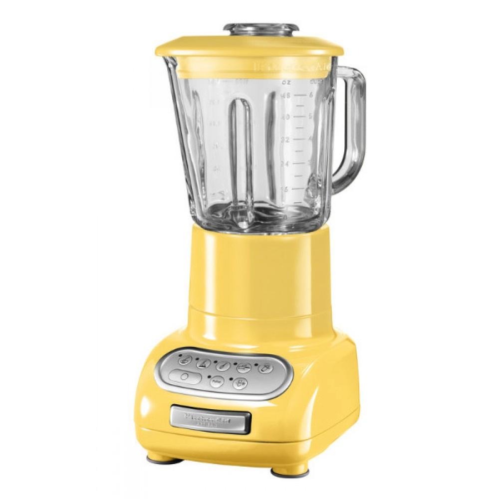 Блендер KitchenAid ARTISAN, желтый, 5KSB5553EMY цена и фото