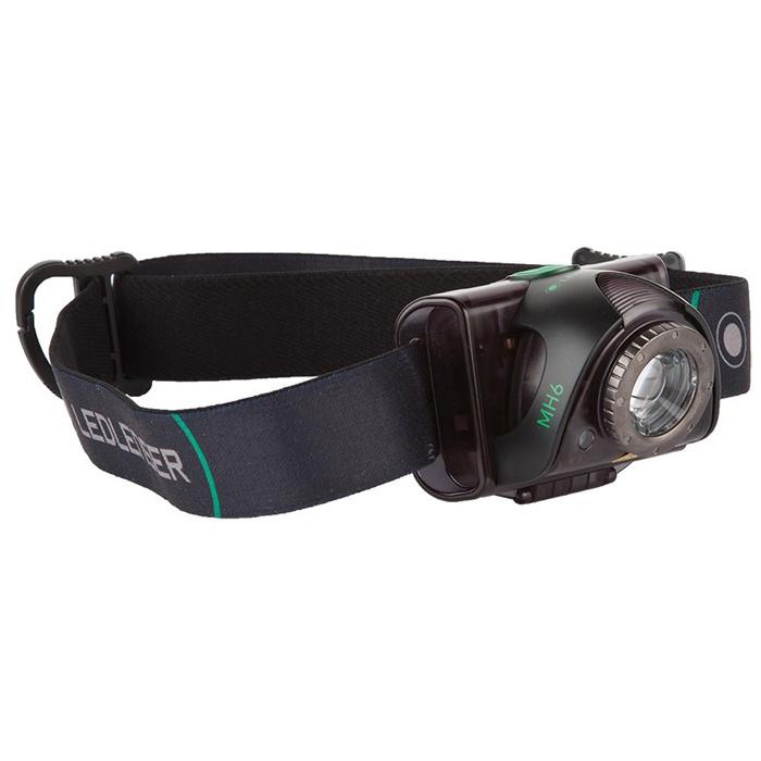 Фонарь налобный LED Lenser MH6 (501512) фонарь налобный led lenser mh4 цвет черный