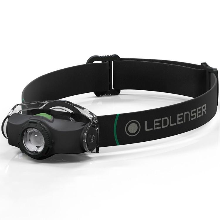 Фонарь налобный LED Lenser MH4 - Черный (500952) фонарь налобный led lenser mh4 цвет черный