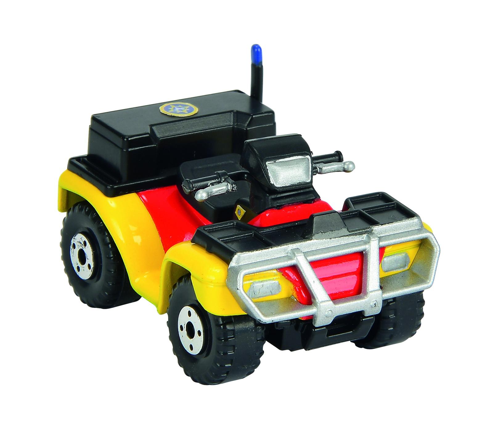 Пожарный Сэм, Игрушка транспортная на блистере