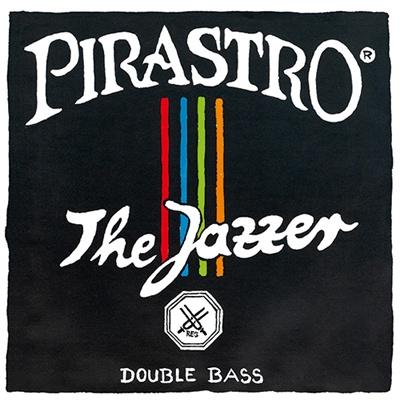 Комплект струн для контрабаса Pirastro The Jazzer P344020 цена и фото