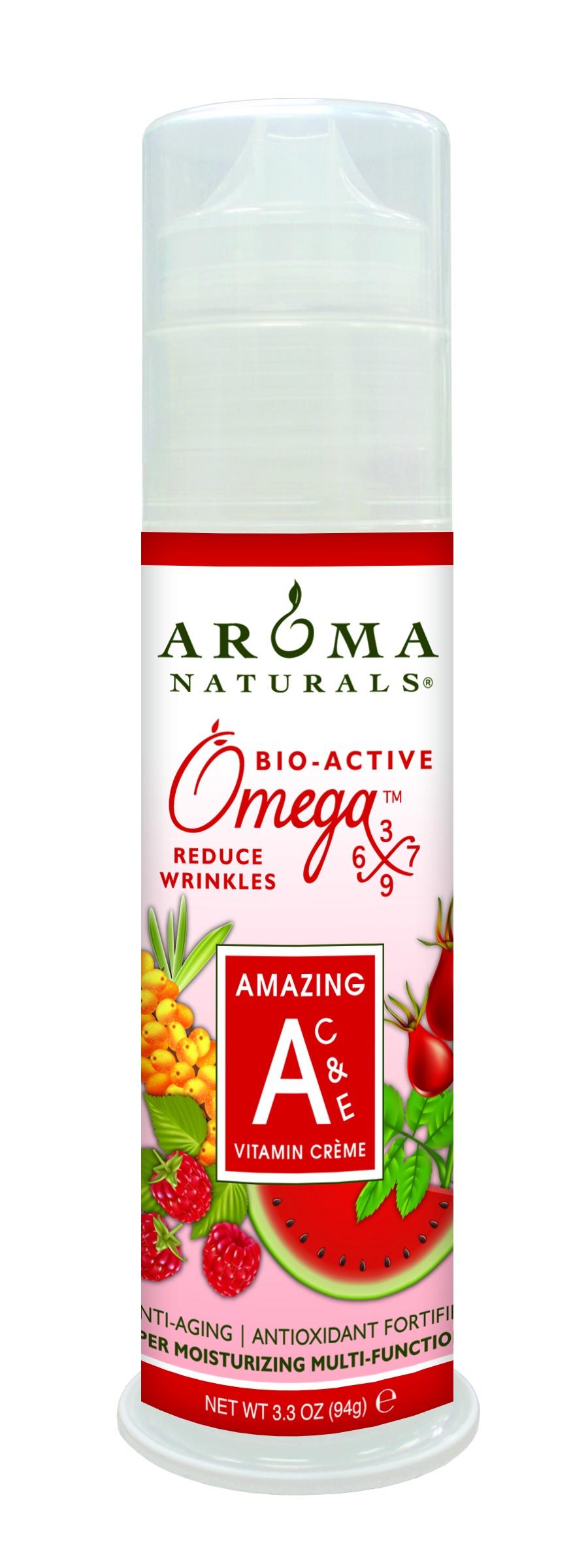 Aroma NaturalsКрем с витамином А, 94 г Aroma Naturals