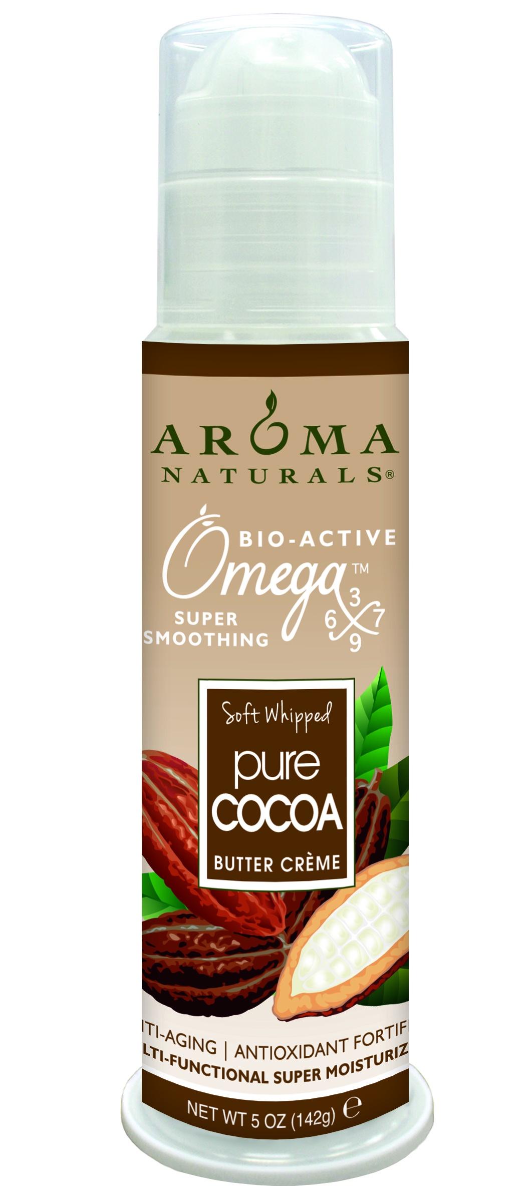 Aroma Naturals Супер увлажняющий крем с маслом какао, 142 г крем amazing aroma naturals