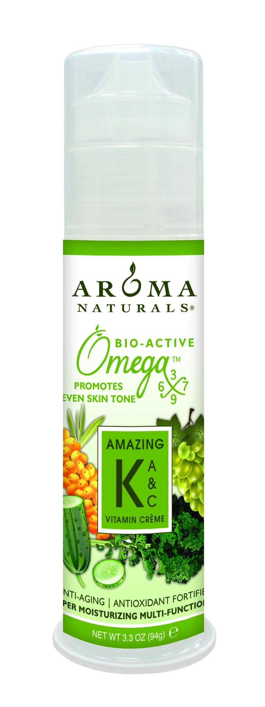 Aroma NaturalsКрем с витамином К , 94 г Aroma Naturals