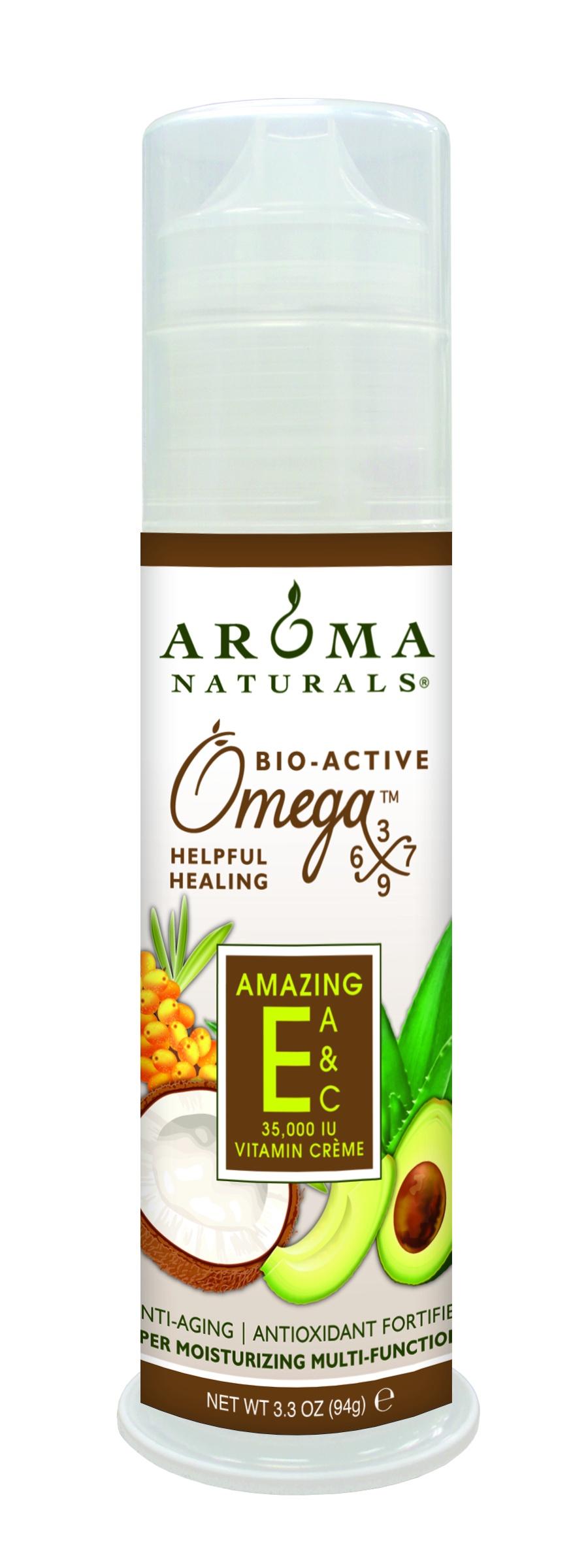 Aroma Naturals Крем с витамином Е, 94 г крем amazing aroma naturals